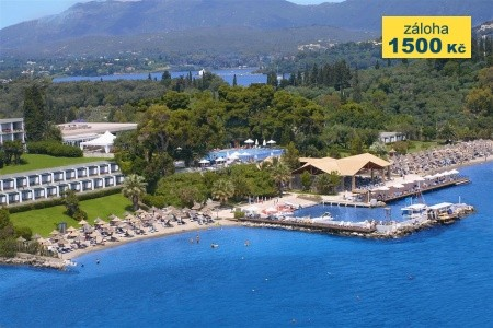 Kontokali Bay Resort & Spa Snídaně