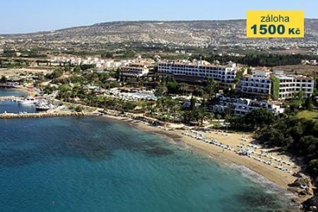 Coral Beach Hotel & Resort - v říjnu