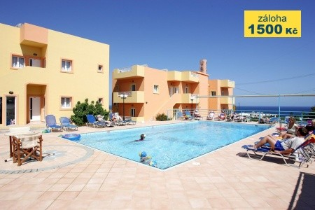 Mylos Apartments Clever - apartmány