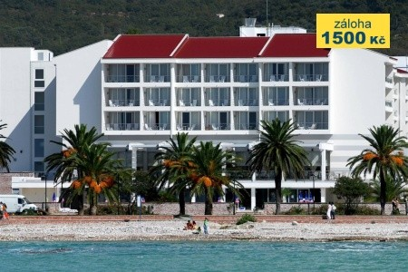 Černá Hora - Bar / Hotel Princess - Dotované Pobyty 50+