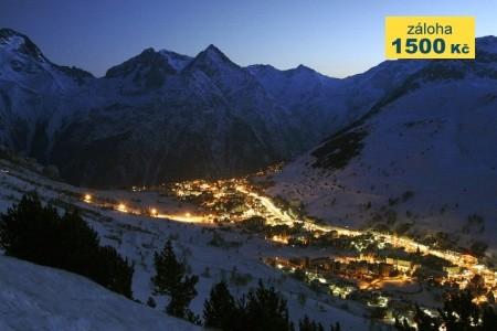 Les 2 Alpes - Residence No Name - autobusem