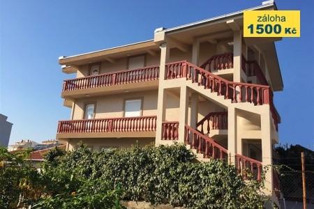 Vila Sara - ubytování v soukromí