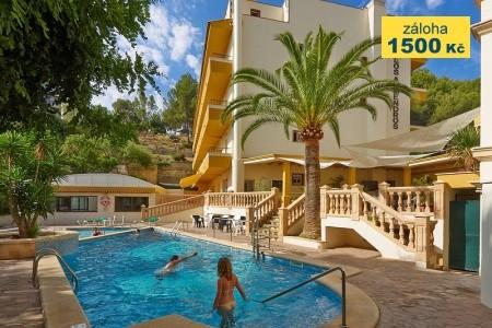 Hotel Flor Los Almendros, Španělsko, Mallorca