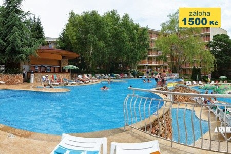 Apartmány Villas Vita Park