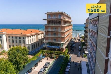 Cattolica / Hotel Diplomat Marine, Itálie, Emilia Romagna