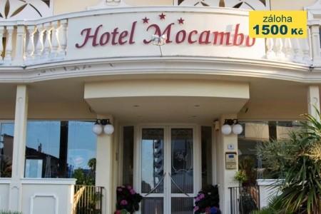 San Benedetto Del Tronto / Hotel Mocambo - hotel