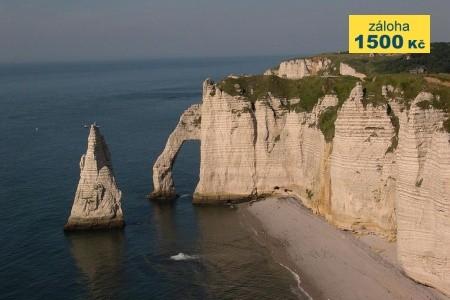 Normandie-Bretaň-dvoulůžkové pokoje Snídaně