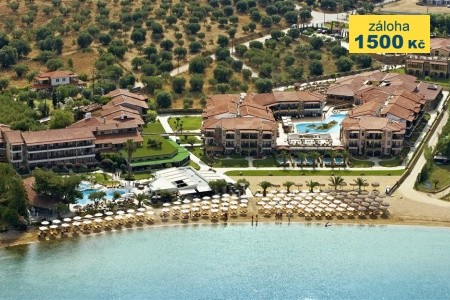 Anthemus Sea Beach Hotel And Spa