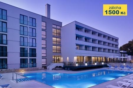 Hotel Park Plaza Arena - letní dovolená u moře