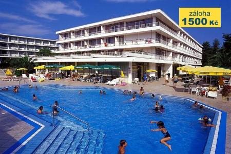 Hotel A Depandance Lavanda - letní dovolená u moře