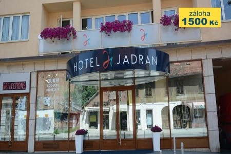 Jadran - Zagreb - v březnu