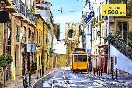 To nejlepší z Lisabonu + OSLAVY SV. JANA V PORTU (letecky z  Snídaně