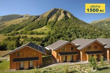 Residence Les Chalets De L'arvan Ii