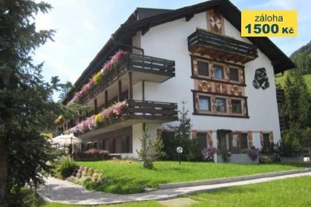 Residence Salvan - Last Minute a dovolená