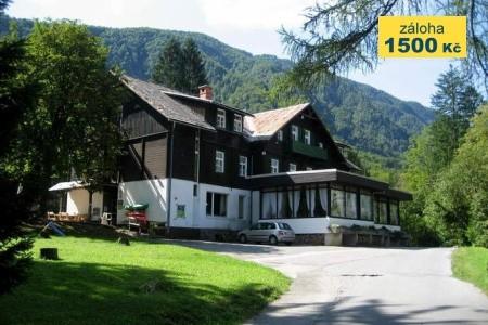 Hostel Pod Voglom - v září