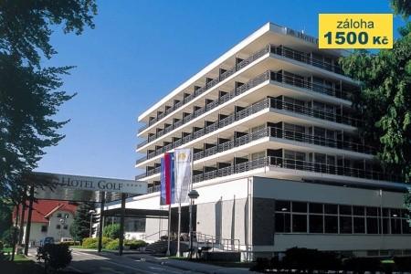 Rikli Balance Hotel (Ex Hotel Golf) - Sava Hotels  - v červenci