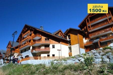 Residence Odalys La Cascade De Vaujany - Last Minute a dovolená