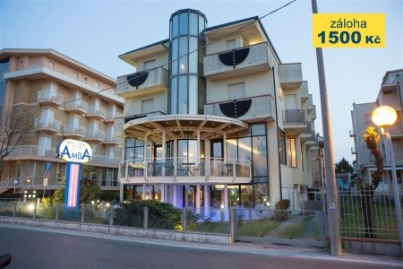 Hotel Amba, Itálie, Emilia Romagna