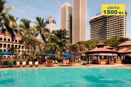 Hilton Colombo - v červenci