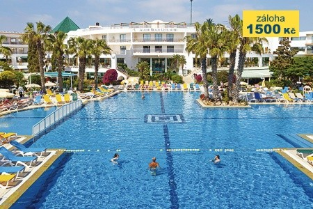 Maroko - Agadir / Hotel Lti Agadir Beach Club