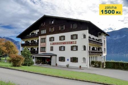 Hotel - Pension Georgshof Snídaně