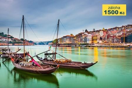 Portugalsko - krajina moreplavcov, slnka a vína Snídaně