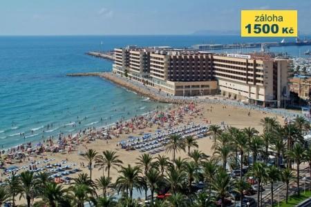 Melia Alicante **** Polopenze