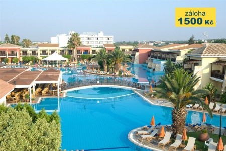 Atlantica Aeneas Resort Polopenze