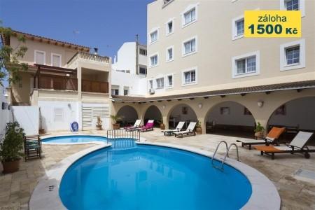 Hotel Menorca Patricia Snídaně