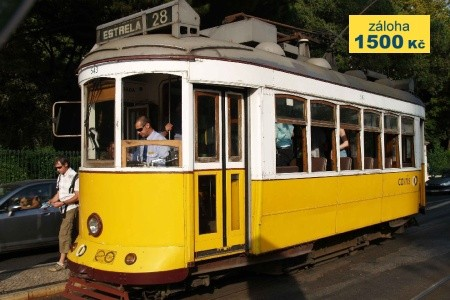 Lisabon – Prodloužený Víkend Snídaně
