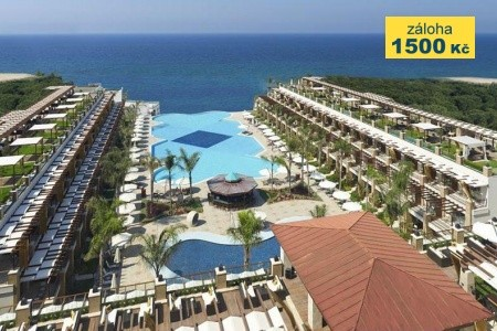 Cratos Premium Hotel Plná penze