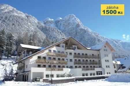 Hotel A Aparthotel Villa Di Bosco Snídaně