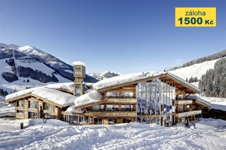 Art & Ski-In Hotel Hinterhag Polopenze