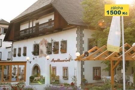 Landhotel Agathawirt, Bad Goisern - letní dovolená