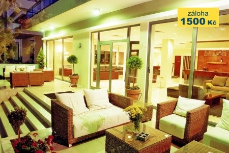 Angela Suites Hotel & Lobby
