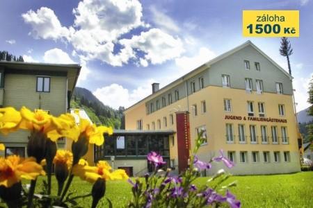 Hotel Jufa Schladming - v říjnu