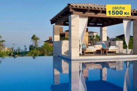 The Romanos, A Luxury Collection Resort - v září