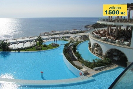 Atrium Prestige Thalasso Spa Resort & Villas - letní dovolená