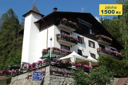 Hotel Chalet Fiocco Di Neve *** - polopenze