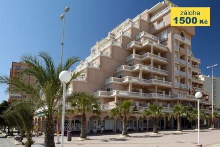 Hotelový Komplex Las Gaviotas/los Delfines Plná penze