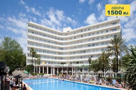 Hotel Fergus Style Pollensa Park & Spa Polopenze