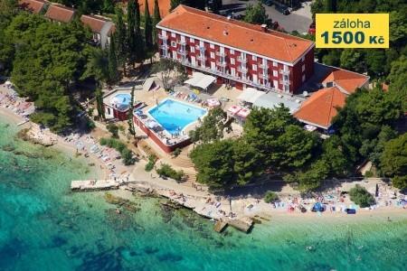 Hotel Hotel Bellevue, Orebič - Last Minute a dovolená