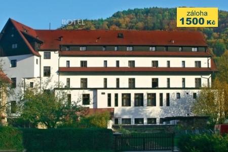 Hotel Skála - v září
