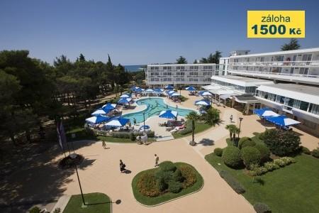 Aminess Laguna Hotel - v srpnu
