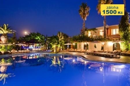 Apollon Hotel, Řecko, Kos