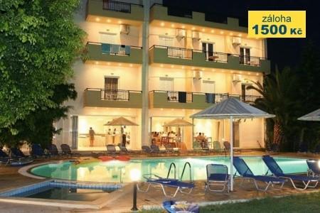Castro Hotel - plná penze