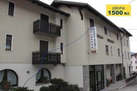 Hotel Cacciatori Tbo– Ponte Di Legno/ Temu