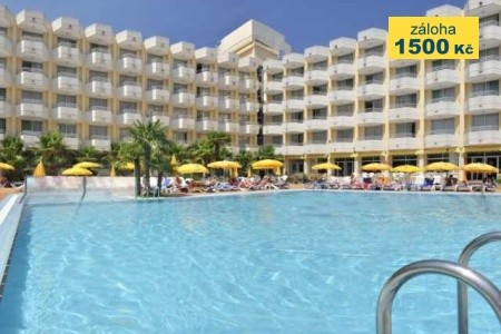 Ght Oasis Tossa Hotel Polopenze