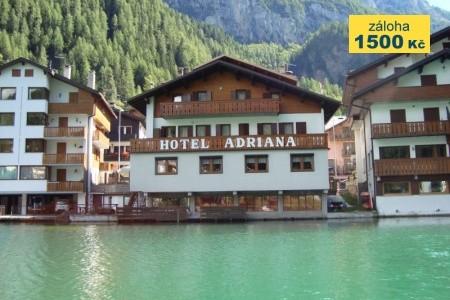Hotel Adriana Př- Alleghe