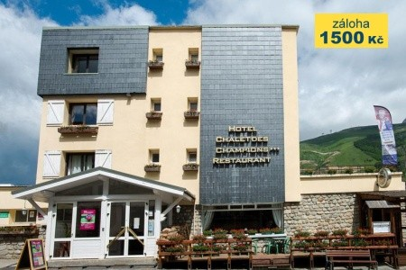 Hotel Chalet Des Champions Polopenze